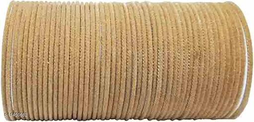 NEW KIRANON COLLECTION BANGLE GOLDEN (SET OF 48 PCS)