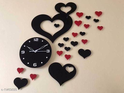 Decorative Designer Acrylic Wall Clock