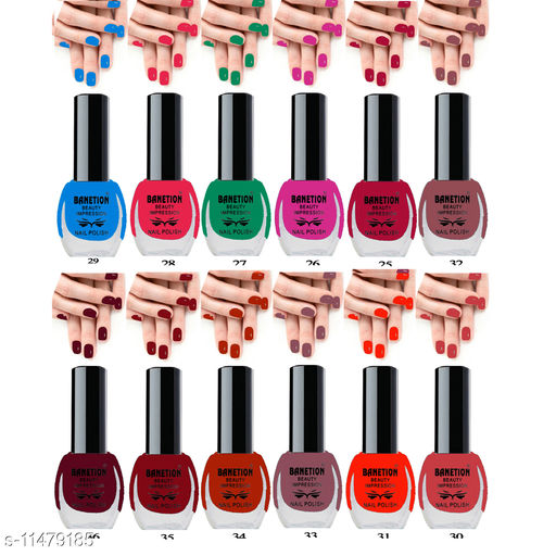 Banetion New premium Collection Nail polish combo