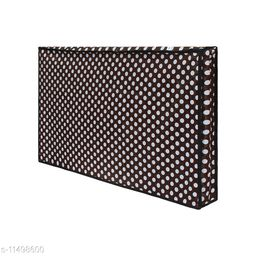 Dream Cure Water Proof And Dust Proof Printed  LED TV Cover for 55 Inch LED - Smart LED IPS LED TV Cover ( Made In India )
