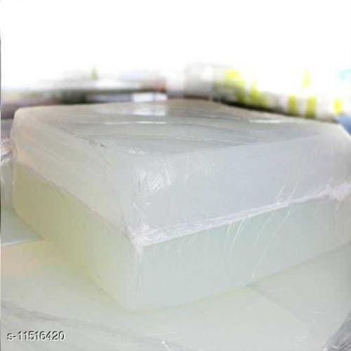 Transparent Soap Base for Easy Pour Soap Making (1kg)