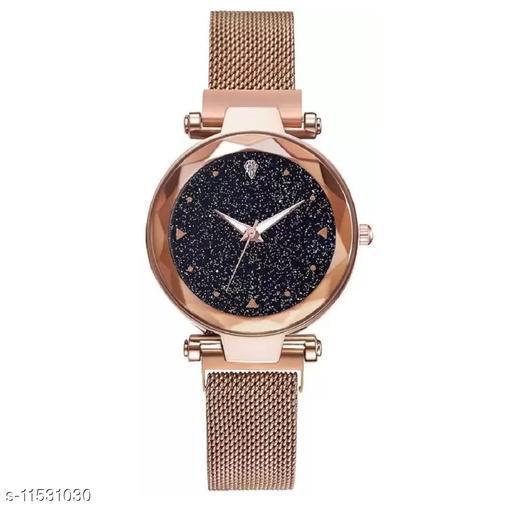 Magnet chain Watch For Beautifull Girls & Womens