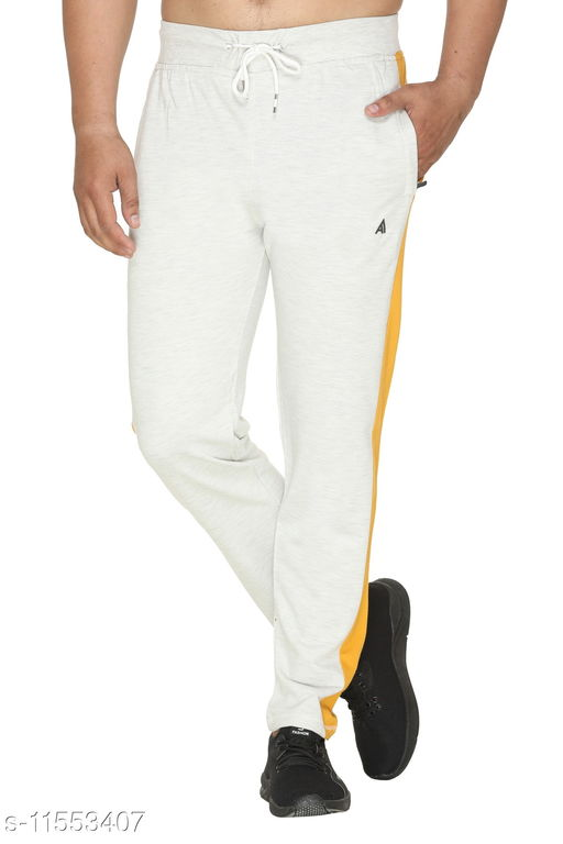 Aarees Men's Cotton Trackpant