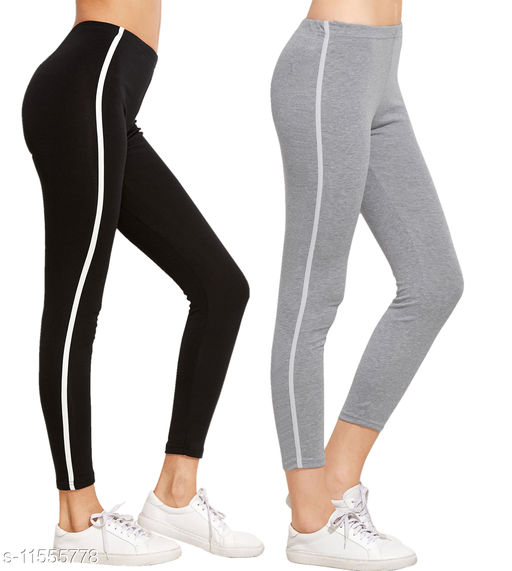 Women's jegging Combo pack of 2/ leggings combo pack/active wear jegging set of 2