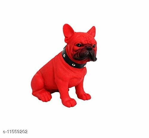 Bull Dog Wireless Super Sound Bluetooth Speaker in Red Color