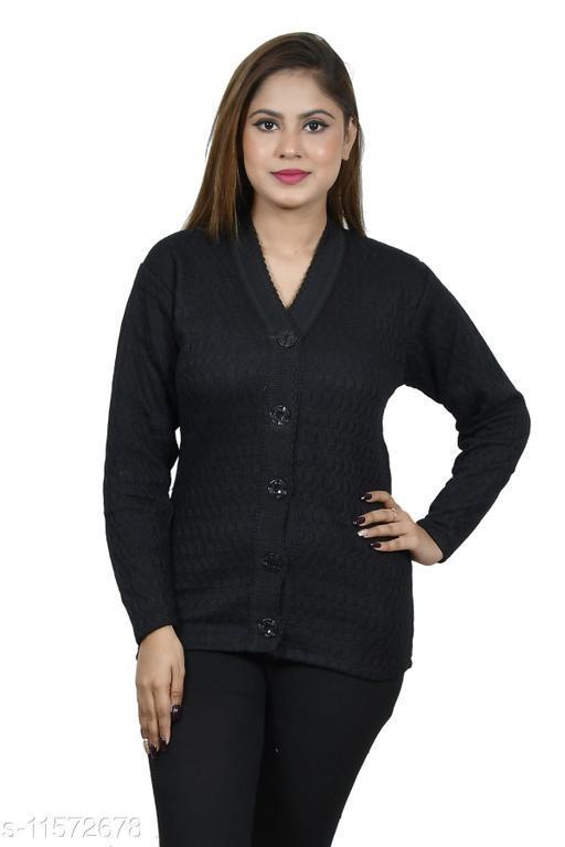 Classic Feminine Women Sweaters