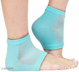 Silicone Gel Heel Socks Heel Protector Socks Silicon Toe Free Heel Pain Relief Socks For Men And Women