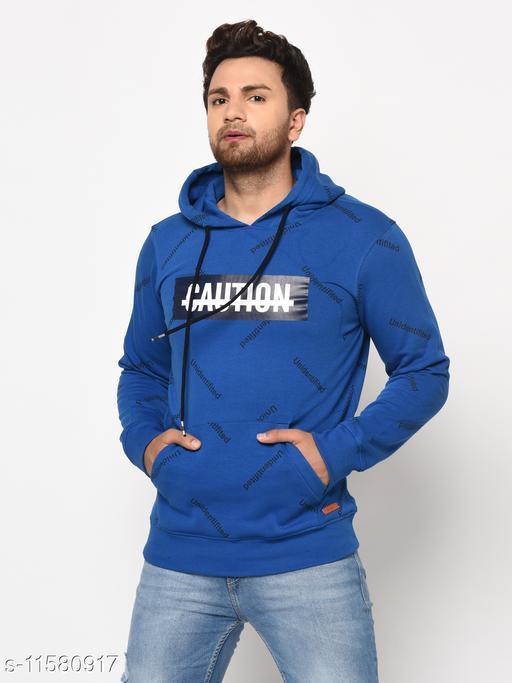 98 Degree North Blue Sustainable Sweatshirt