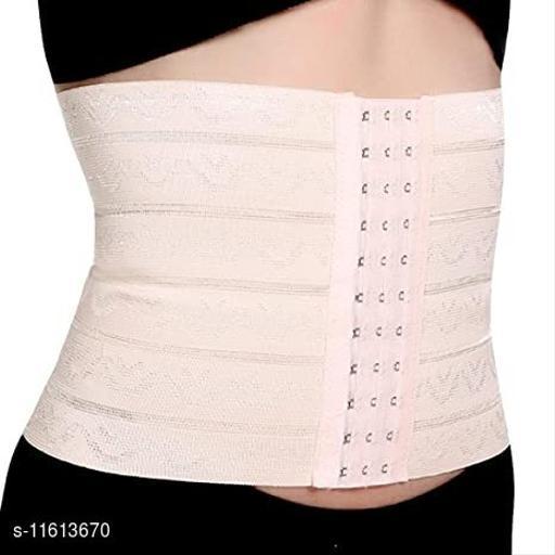 Women's Nylon Spandex Trimmer Tummy Slim Shapewear