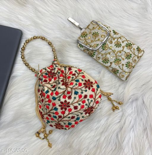 Potli and Pouch combo