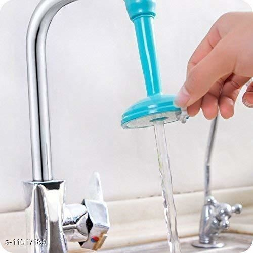TENIDO Kitchen Sink Tap Faucet Nozzle, With 2 Types Water Flows, Shower Faucet (Pack Of 01)