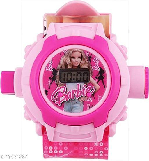 RTK New Designer RTK202 Stylish Kids Watch Barbie
