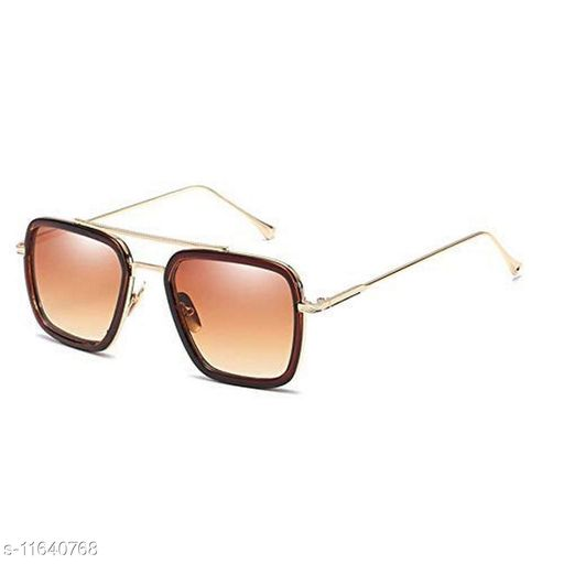 Davidson Tony Stark Style Unisex Sunglasses