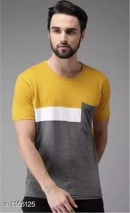 Dailywear Cotton Solid T-Shirt
