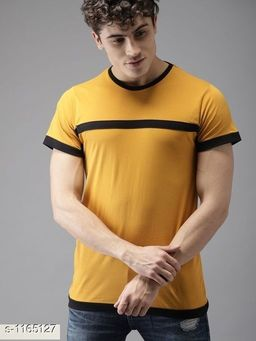 Stylish Cotton Men's T-Shirt