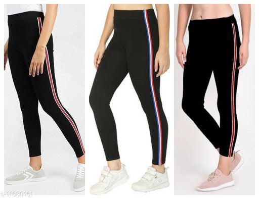 Stylish & Comfortable Jegging For Women Ankle Lenth Modaal Strechable Material Classic Look