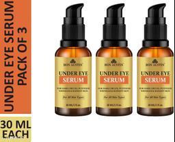 Bon Austin Under Eye Serum (30 ML)  Combo Pack of 3 Bottle of 30 ML(90 ML)
