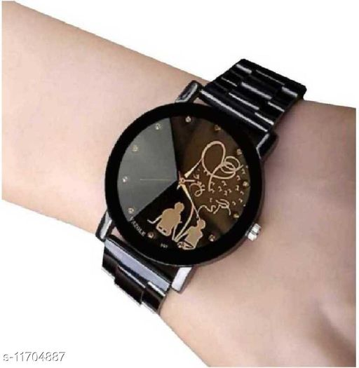 Miss Perfect New Collection Generation Original Black Analog Watch - For Girls watchs Analog Watch