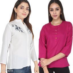 Urbane Feminine Women Shirts