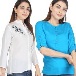 Pretty Graceful Women Shirts