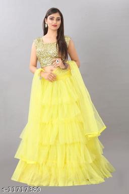 Angel Trends Aakarsha Graceful Women Lehenga