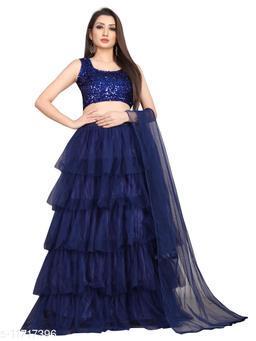 Angel Trends Aakarsha Attractive Women Lehenga