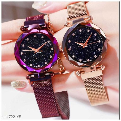 Aweome watch Combo Pack Of 2 Pc