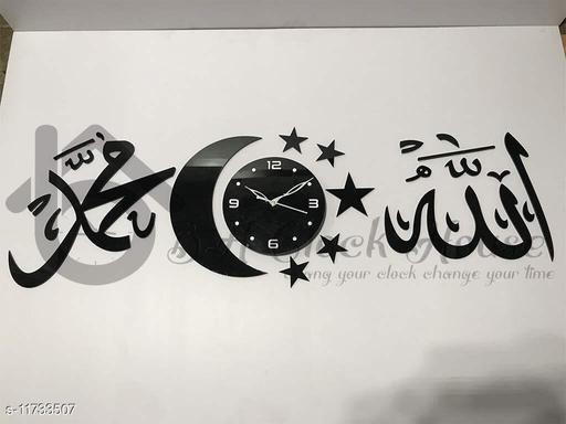 New Trendy Designer  Acrylic Wall Clock