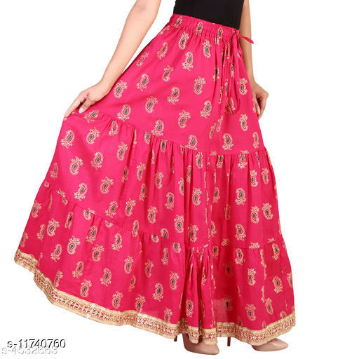 Stylish Fancy Women's Skirt