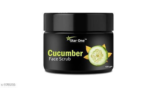 cucumbar scrub@