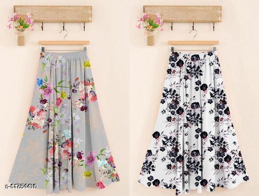 Skirt Combo Set
