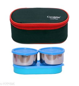 3 in 1 Black-Red (All Syan) Lunchbox
