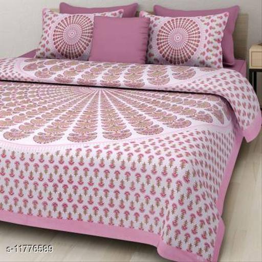 Pink Bedsheet