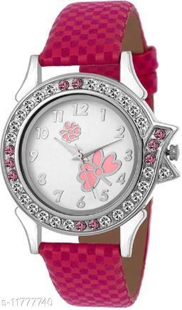 Bolun New 2020 Analogue Women's & Girl's Watch (SF-Lui-Pink) Analog Women Watch