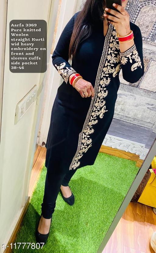 Aarfa Chitrarekha Drishya Kurtis