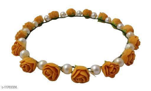 Flower Tiara Crown For Women/Girls/Children