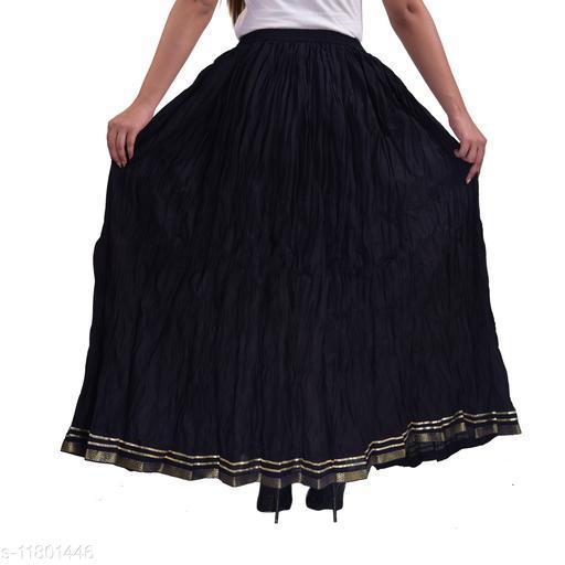 Trendy Women Ethnic Skirt