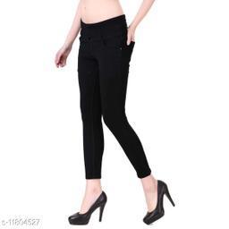 Classic Graceful Women Jeans