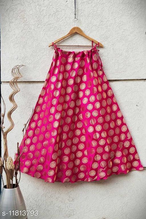 Beautiful Ethnic Printed Skirt