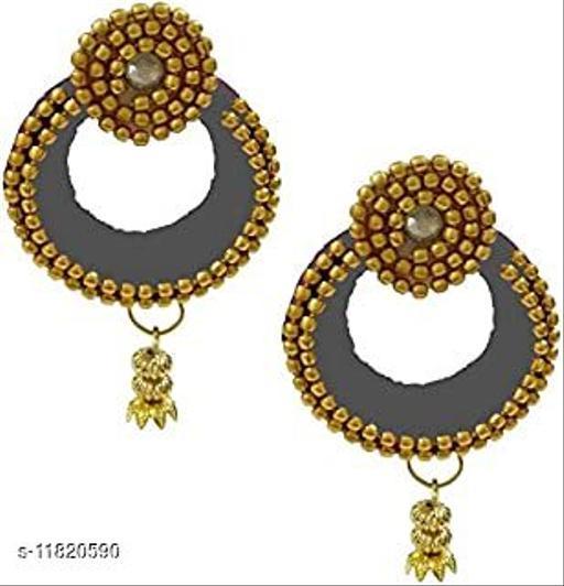 Threadwork Trendy Earrings