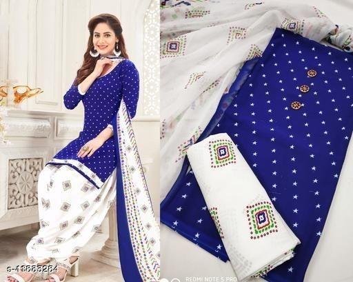 Adrika Pretty Salwar Suits & Dress Materials