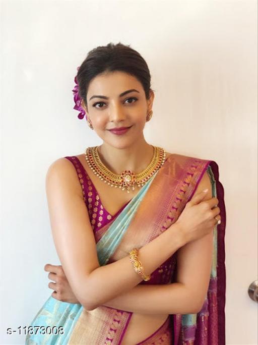 Tulja Kanjivaram Silk Saree