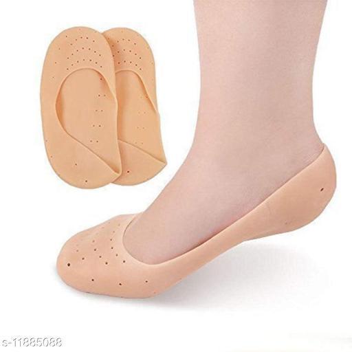 Anti Crack Full Length Silicone Foot Protector Moisturizing Socks