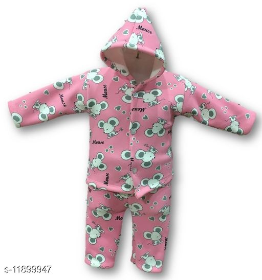 Buy Thermals Toddler Choice Pink thermal wear for Boys and ...