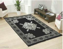 "excell loomtex Presents Velvet Carpet -  60"" inch x 84"" inch   150 cm x 210 cm   5 Feet x 7 Feet  "