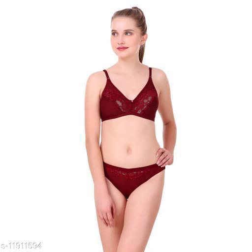 Women's Lace Hosiery Lingerie Sets