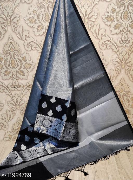 Trendy Tissue Silk Saree