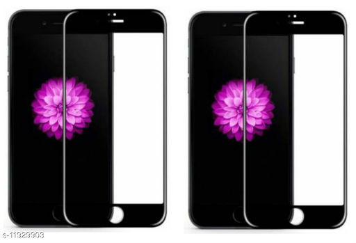 8 Tempered Glass Pack of 2
