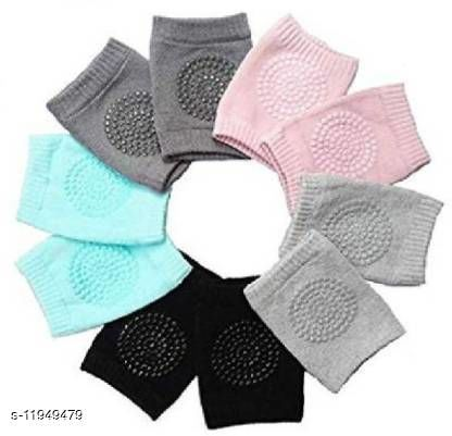 Baby Mats & Bed Protector Baby knee pads Baby knee pads Country of Origin: India Sizes Available: Free Size    Catalog Name: Baby Knee Pads (Multi Color) CatalogID_2272996 C142-SC1730 Code: 773-11949479-