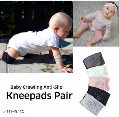 Baby Mats & Bed Protector Baby knee pads Baby knee pads Country of Origin: India Sizes Available: Free Size    Catalog Name: Baby Knee Pads (Multi Color) CatalogID_2272996 C142-SC1730 Code: 463-11949483-